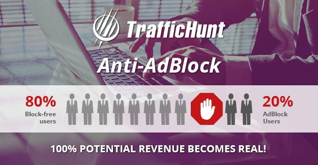 TrafficHunt_antiadblock